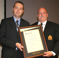 Sgt. Bruce MacPhail Award for Academic Excellence - College of ...