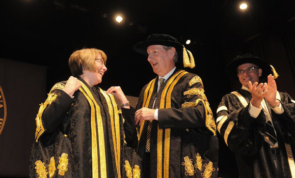 The Honourable A. Anne McLellan installed as Dalhousie's ...