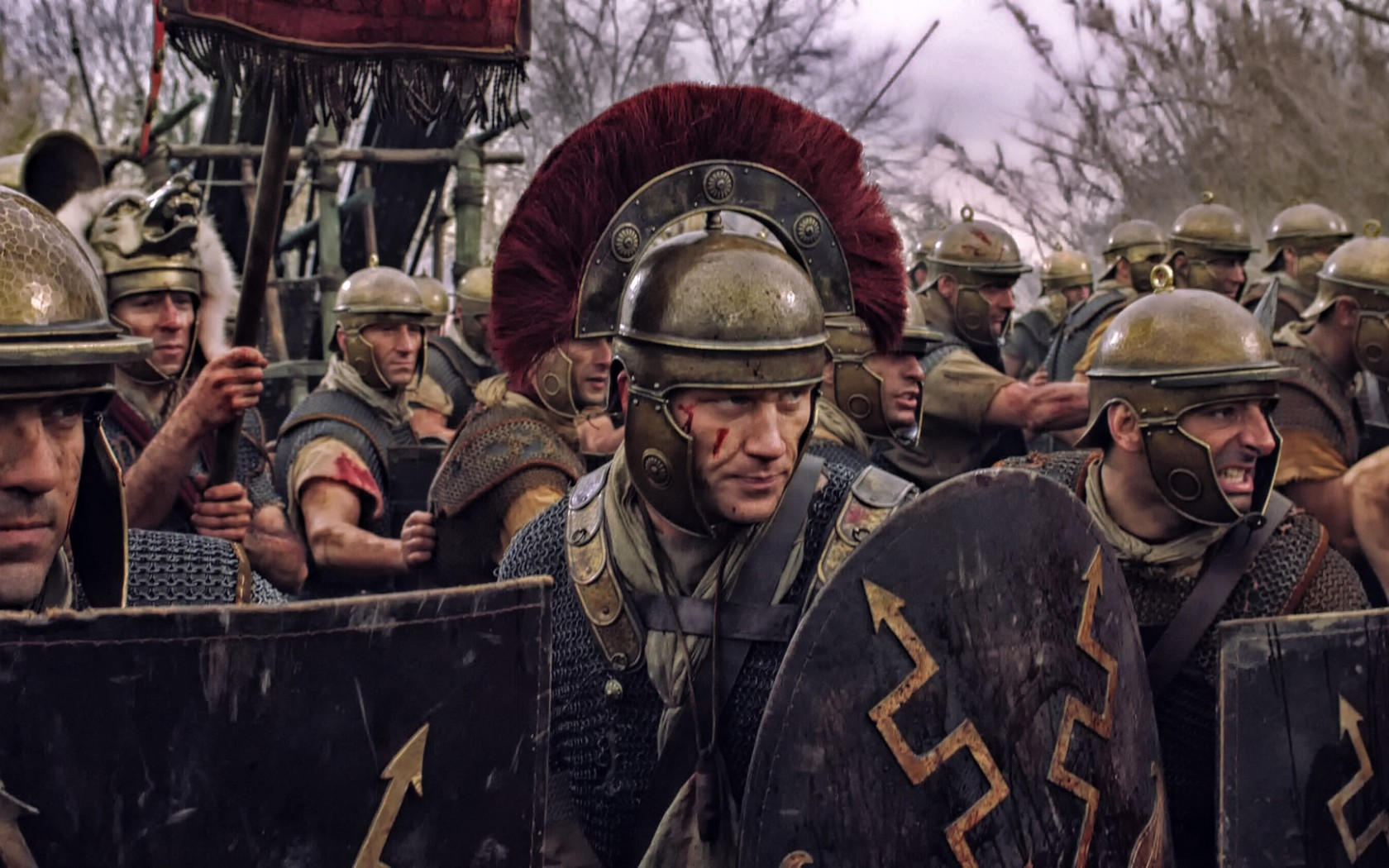 Roman battles come to life! - Department of Classics ...